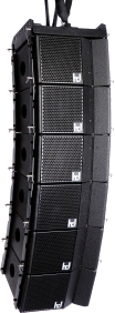Harmonic Design No3 Line Array speaker